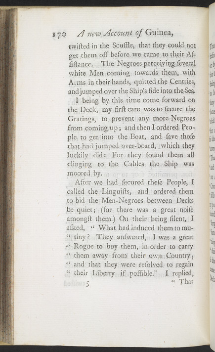 A New Account Of Some Parts Of Guinea & The Slave Trade -Page 170